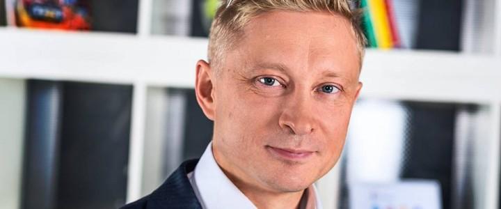 Сергей Пархоменко в МПГУ: о PR и «маркетинговой воронке»