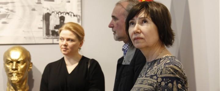 Представители союза кинематографистов в гостях у МПГУ