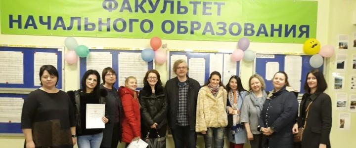 Мир фольклора и детских книг: мастер-классы доцента А.Ю. Никитченкова