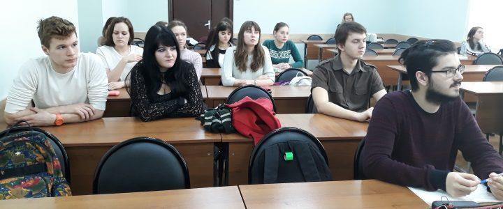 """Презентация крупнейшего российского интернет-холдинга Mail.ru Group и образовательной программы """"Амбассадоры Mail.ru Group"""""""