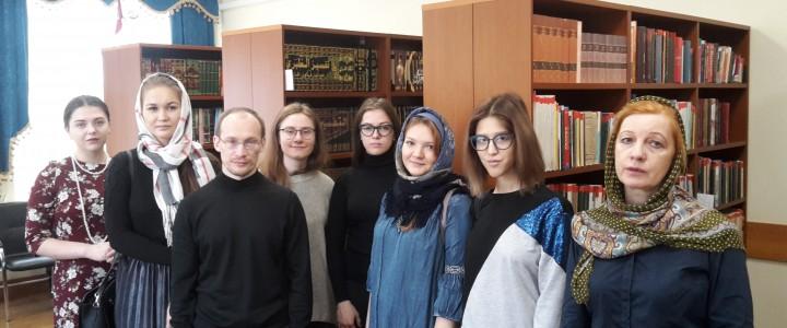 Посещение просветительского центра мусульман Москвы «ДАР»