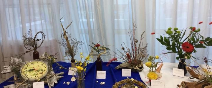 В Анапском филиале  МПГУ завершилась выставка творческих работ