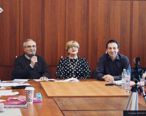 Конференция с ленкоранским университетом