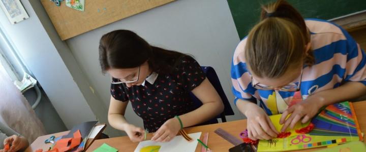 Кафедра исследовательской и творческой деятельности в начальной школе Института детства поздравила жителей дома-интерната в Алтайском крае