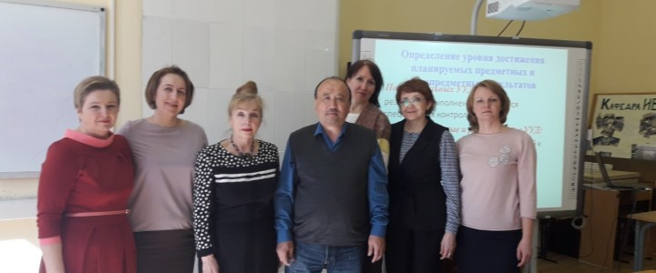 Профессор Л.И. Боженкова провела мастер-класс в Санкт-Петербурге