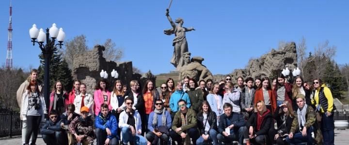 Ратные поля России. Сталинград
