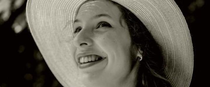 Студентка факультета педагогики и психологии стала лауреатом IV Открытого фестиваля «Московская студенческая весна»