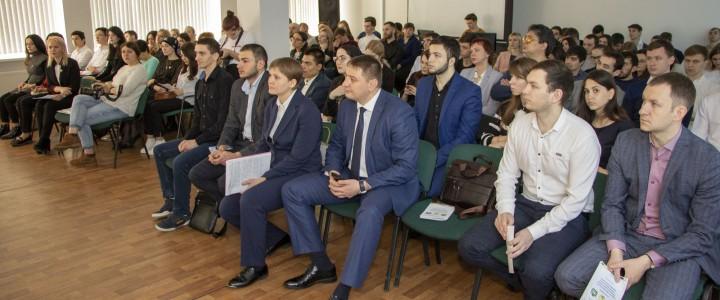 Первый съезд молодых ученых СКФО принял Ставропольский филиал МПГУ