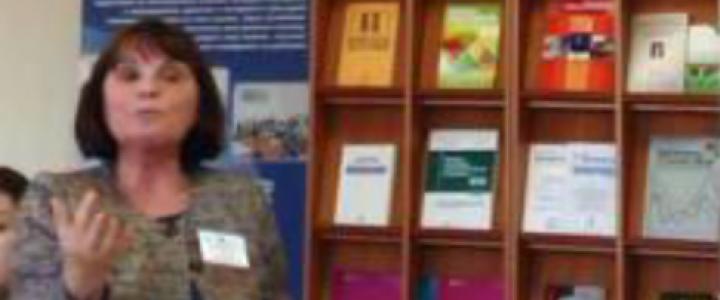 Представители ИИЯ МПГУ приняли участие в V Международной научно-практической конференции «Содержание языковой подготовки: от школы к успеху в карьере»