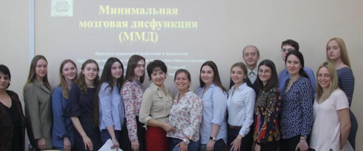 Прошла студенческая научно-практическая конференция организованная преподавателями кафедры медицины и безопасности жизнедеятельности