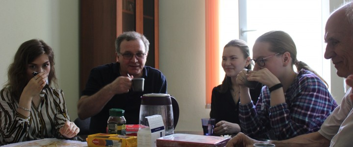 """Встреча """"Владимир Набоков: писатель и филолог"""" к 120-летию со дня рождения"""