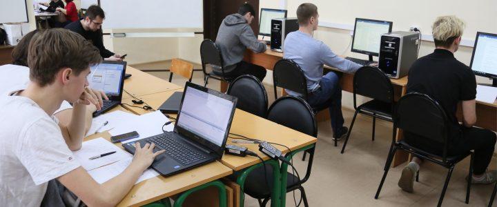 Предпрофессиональный экзамен по информатике в академических классах московских школ