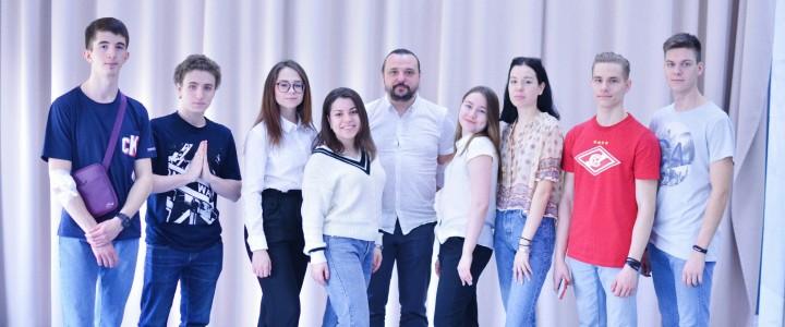 В Корпусе гуманитарных факультетов прошёл День донора МПГУ