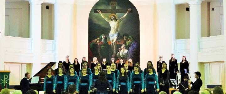 Женский хор «Весна» МПГУ в Санкт-Петербурге