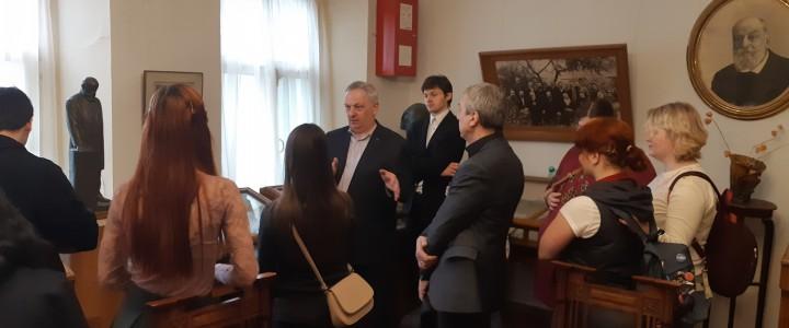 Экскурсия в музей Н.Е. Жуковского