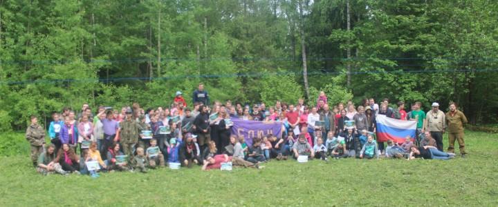 МПГУ на XXI Слете юных натуралистов