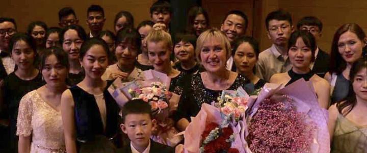 Праздник русского искусства в Китае