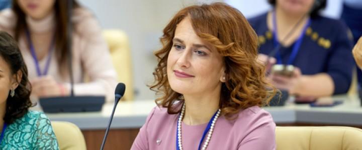 Воспитатель года Анастасия Шлемко выступит на международной конференции по дошкольному образованию