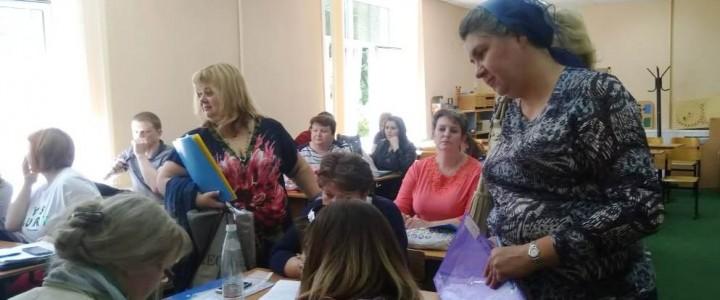 18 мая 2019 года в Егорьевском филиале МПГУ прошла предзащита выпускных квалификационных работ