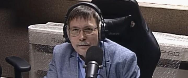 Выступление А. В. Григорьева на радио «Маяк»