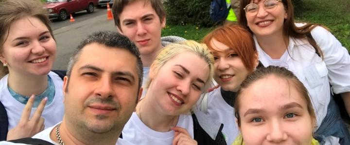 Всероссийские соревнования по оказанию первой помощи, действиям в чрезвычайных ситуациях и аварийно-спасательным работам «Большой симулятор-2019»