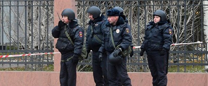 По данным МВД, снизилось количество терактов в России за 2018 год