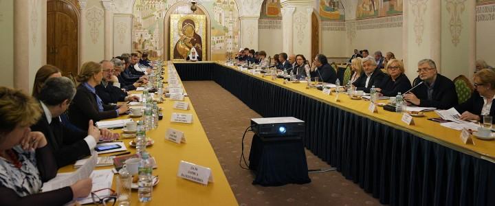 Ректор МПГУ принял участие в заседании Общества русской словесности