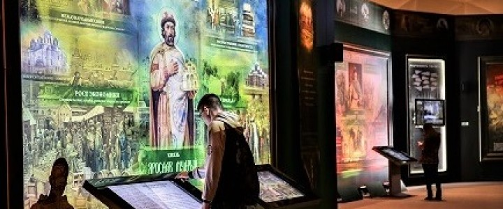 Исторический парк «Россия – Моя история» запускает новые тематические экскурсии