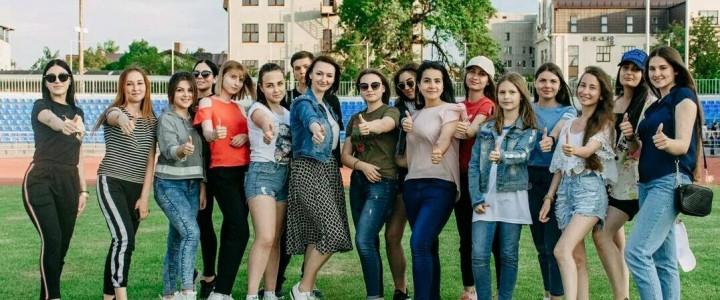 В Ставрополе проходят  репетиции открытия международной студвесны