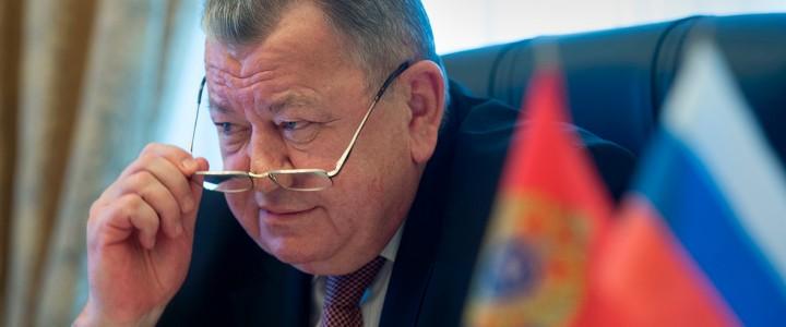 МИД РФ выступает за формирование широкого антитеррористического фронта