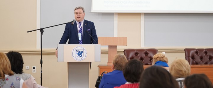 Ректор МПГУ рассказал участникам IFTE-2019 о проблемах и особенностях подготовки педагогов в России