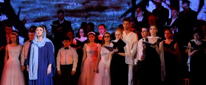 На  благотворительном концерте «Прощальный час в Иерусалиме»