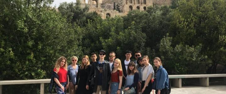 Греческий проект: сотрудничество продолжается!