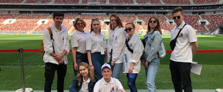 Наши спортсмены на Всероссийском спортивном фестивале РДШ