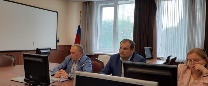 Гончаров М.А., директор Института «Высшая школа образования» принял участие в работе Координационного совета при Правительстве Российской Федерации