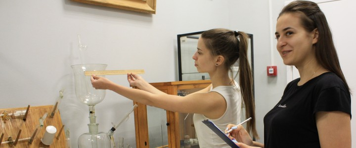 Завершилась практика студентов-дизайнеров в Музее МПГУ