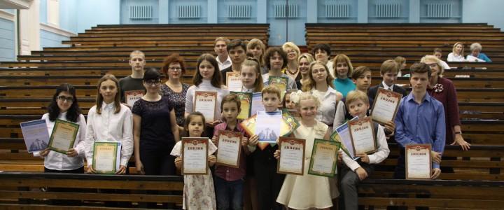Конкурс чтецов, посвященный Дню славянской письменности и культуры