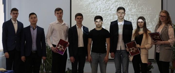 В Покровском филиале МПГУ прошло праздничное мероприятие, посвященное Победе в Великой Отечественной Войне