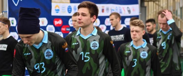 МПГУ – серебряные призеры МССИ по футболу