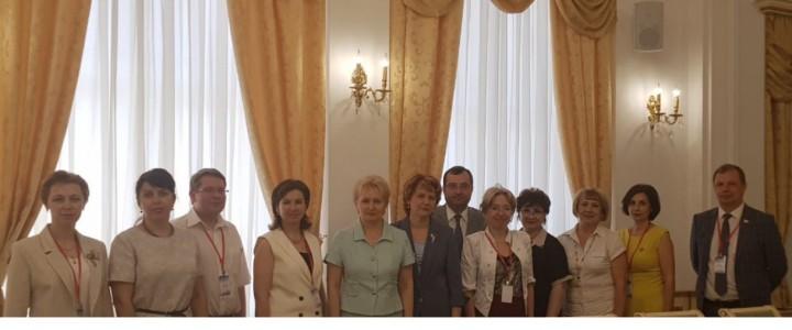 Актуальные аспекты развития магистратуры обсудили на форуме  в Ростове