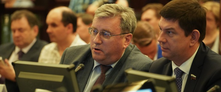 Ректор МПГУ принял участие в заседании Российского совета олимпиад школьников
