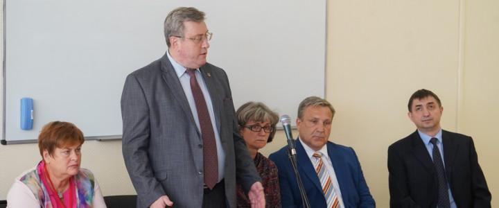 Совещание по работе приемной комиссии
