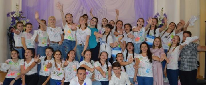 Активисты Анапского филиала МПГУ подвели итоги учебного года
