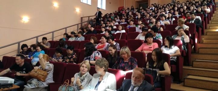 Научные и методические разработки МПГУ в области преподавания религиозной культуры и светской этики в школе представили на конференции в Тыве