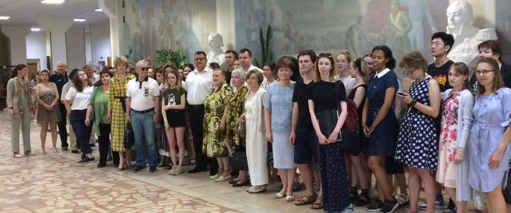 """Выставка """"С любовью к Родине"""" на ХГФ"""