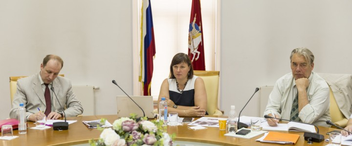 Эксперты Института социально-гуманитарного образования МПГУ принимают деятельное участие  в разработке новой редакции Стратегии национальной политики города Москвы