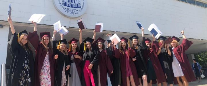 В добрый путь, дорогие выпускники!