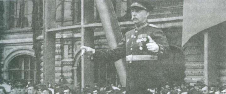 Почему в советском марше 1945 года зазвучал гимн Российской империи?