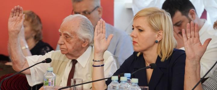 Директор Анапского филиала МПГУ приняла участие в заседании ученого совета Университета в Москве!