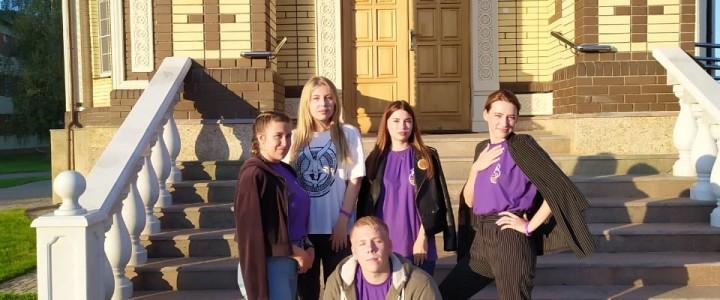 Студенты Ставропольского филиала МПГУ превратились в волонтеров наследия